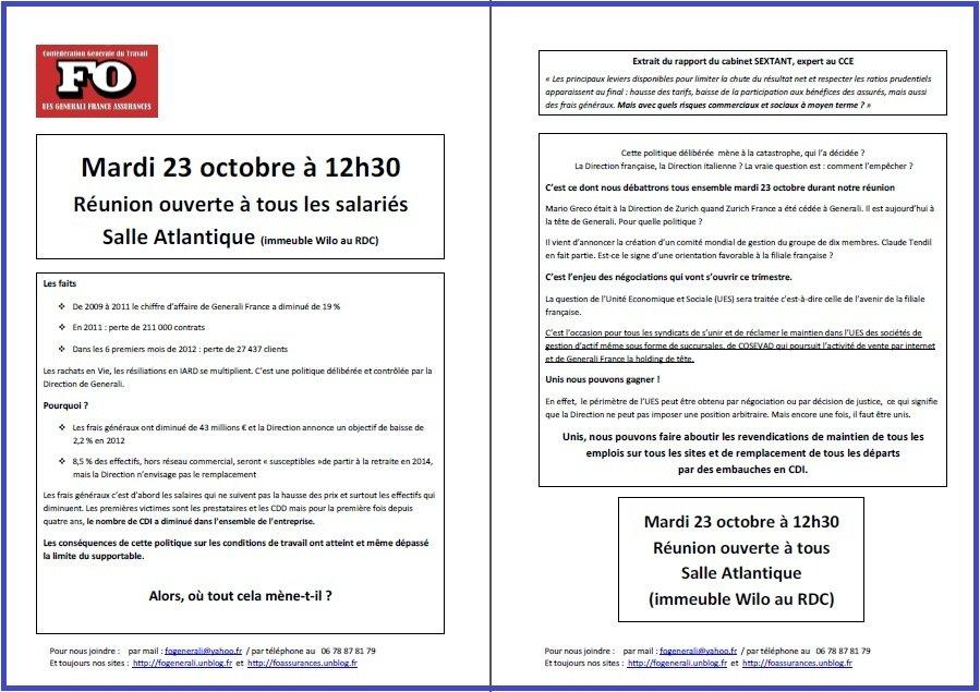 appel-reunion-fo-generali-23-10-2012 dans 3 - Tracts