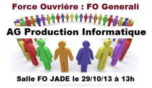 Tract FO Generali : AG FO Production Informatique & GTech, ASC, Agir dans l'unité ! dans 1 - Revendications ag-fo-generali-prod-300x174