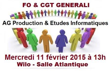 FO et CGT AG Informatique 11 02 15