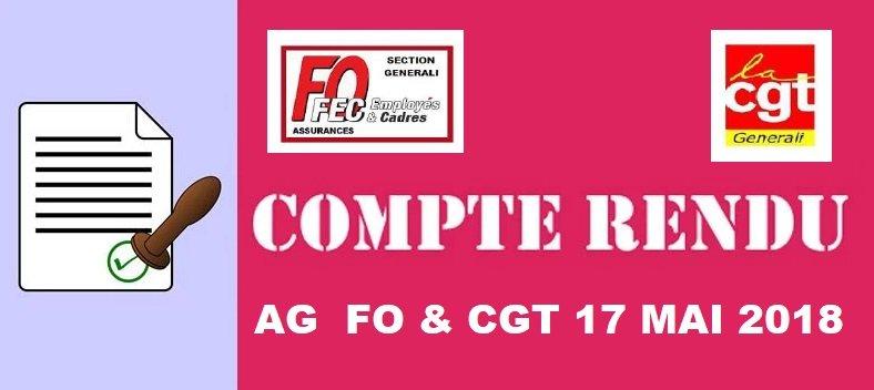 FO et CGT