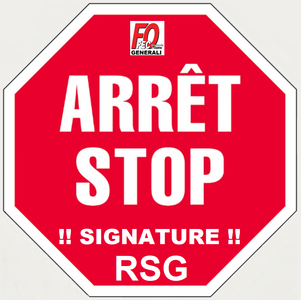 FO STOP RSG2